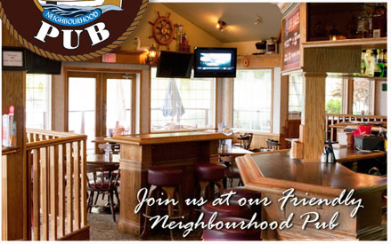 Join Speed's Pub friend atmosphere for a pint and some great food